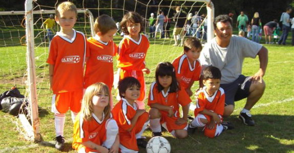 Boys and Girls Soccer team